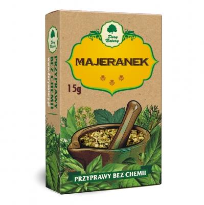 Majeranek / Marjoram 15g   5902741001238  / [405]   Dary Natury
