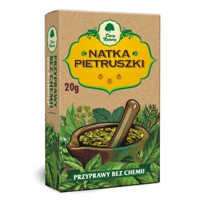 Natka pietruszki / Parsley 20g   5902741001788  / [364]   Dary Natury