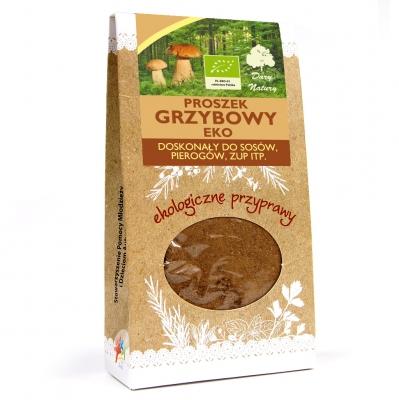 Eko proszek grzybowy / Mushroom Powder 50g   5902581617743  / [824]   Dary Natury