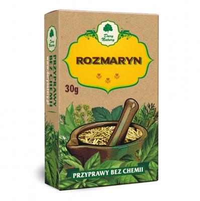 Rozmaryn / Rosemary 30g   5902741000408  / [369]   Dary Natur