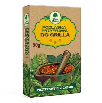 Do Grilla / Grilling Spice 50g  5902741004529 / [437]   Dary Natury