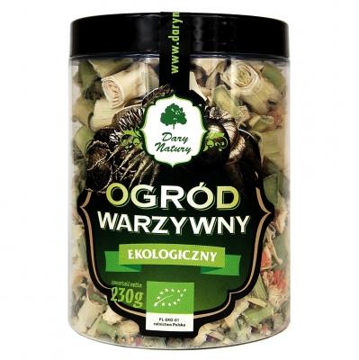 Eko Ogrod Warzywny / Garden Vegetable 230g  000 / [645]   Dary Natury