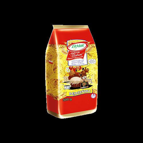 Lazanka / Flat Square Pasta 250g x24   000  / [283]   Eko-Mak