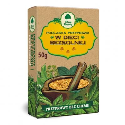 Przyprawa w diecie bezsolnej / Salt-free Diet Spice 50g   5902741002181  / [449]   Dary Natury