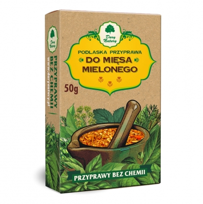 Przyprawa do miesa mielonego / Mince Meat Seasoning 50g   5902741002273  / [415]   Dary Natury