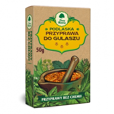 Przyprawa do gulaszu / Goulash Seasoning 50g   5902741002112  / [413]   Dary Natury