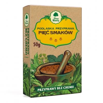 Przyprawa 5 Smakow / Five Flavors Seasoning 50g   5902741002211  / [391]   Dary Natury