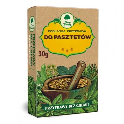 Przyprawa do pasztetow / Pie Seasoning 30g   5902741002266  / [418]   Dary Natury