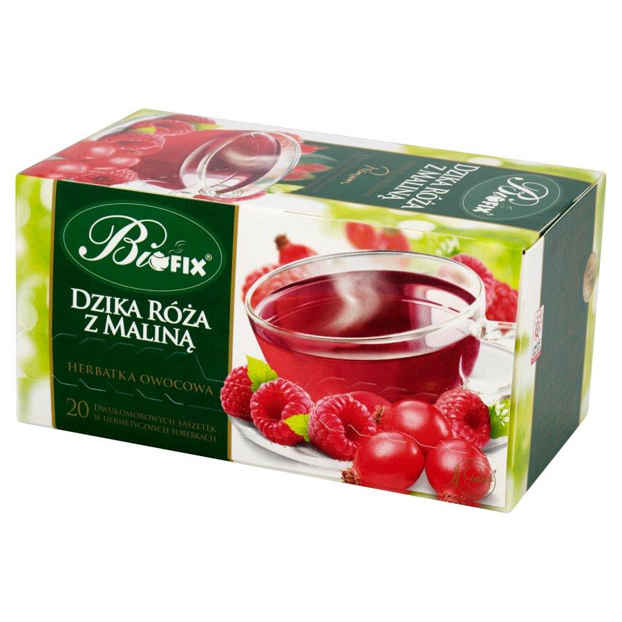 Raspberry Tea 40g   01035817661407  / [0.279]   Bifix Premium