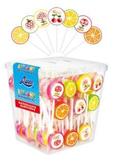 Lizak Usmiech / Smile Lollipop 26g   5900823010024  / [229]   Astra-Liwocz