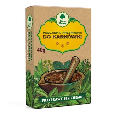 Pryzypawa do Karkowki i Boczku / Spice for Karkowka and Boczek 50g  000 / [0.242]   Dary Natury