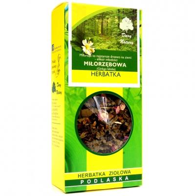 Milorzebowa / Ginkgo Tea 50g   5902741003386  / [358]   Lisciaste