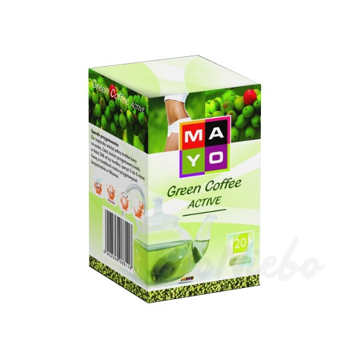 Green coffee ekspresowa / Green Instant Coffee 40g   5902596088118  / [0.134]  Mayo