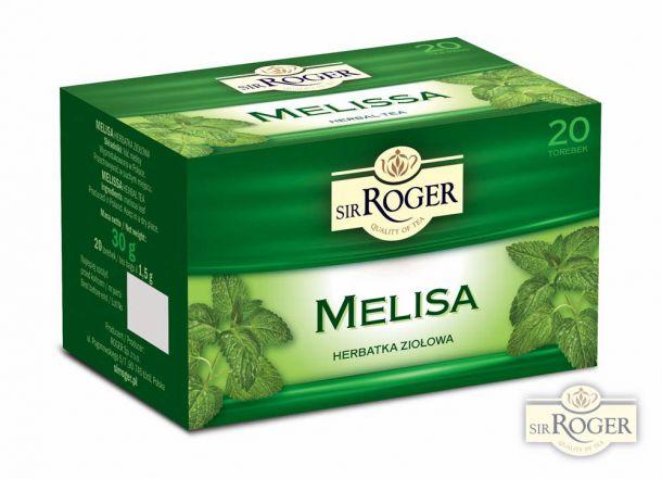 Melisa / Organic Lemon Balm Tea 30g   59077329440237  / [0.122]   Mayo