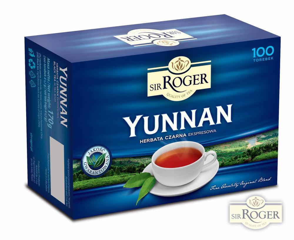 Yunan Tea 136g   5906881826133  / [0.317]   Sir Rogers