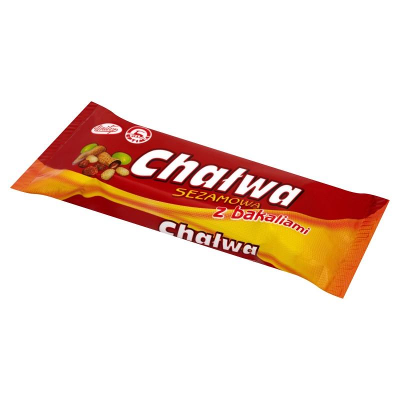 Chalwa bakaliowa / Halva 50g   5900260000282  / [723]   Unitop