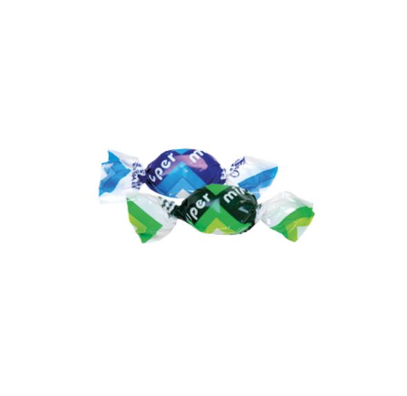 Nadziewane Cukierki / Super Mint Candies 100g   5901774013171  / [351]   Roksana