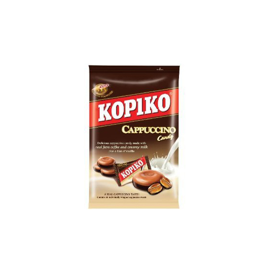 Kopiko Cappucino Candy 120g   723751022380  / [343]   Takari-Indonesia