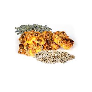Ciastka Sloneczniki / Sunflower Cookies 350g   5901996004315  / [614]   Zlotoklos