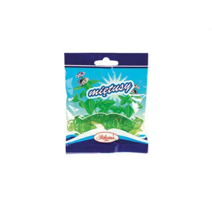 Mint Candies 100g   5901774013256  / [349]   Roksana