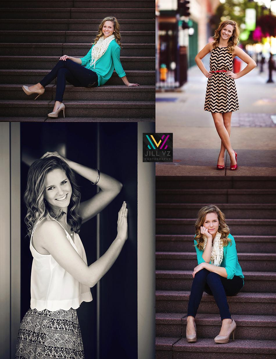 Johnston High School - Senior Photography