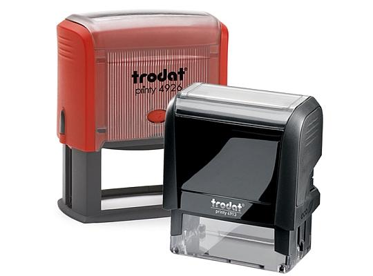 Trodat Self Inking Stamps -