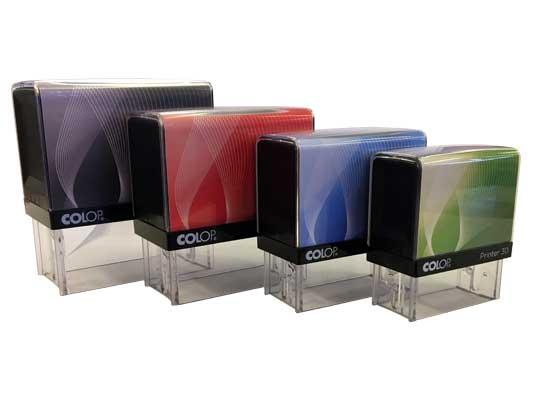 Colop Self Inking Stamps -