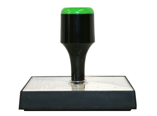Traditional Rubber Stamps -