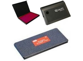 Ink Pads for Rubber stamps -