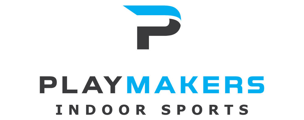 Playmakers Indoor Sports | Logo