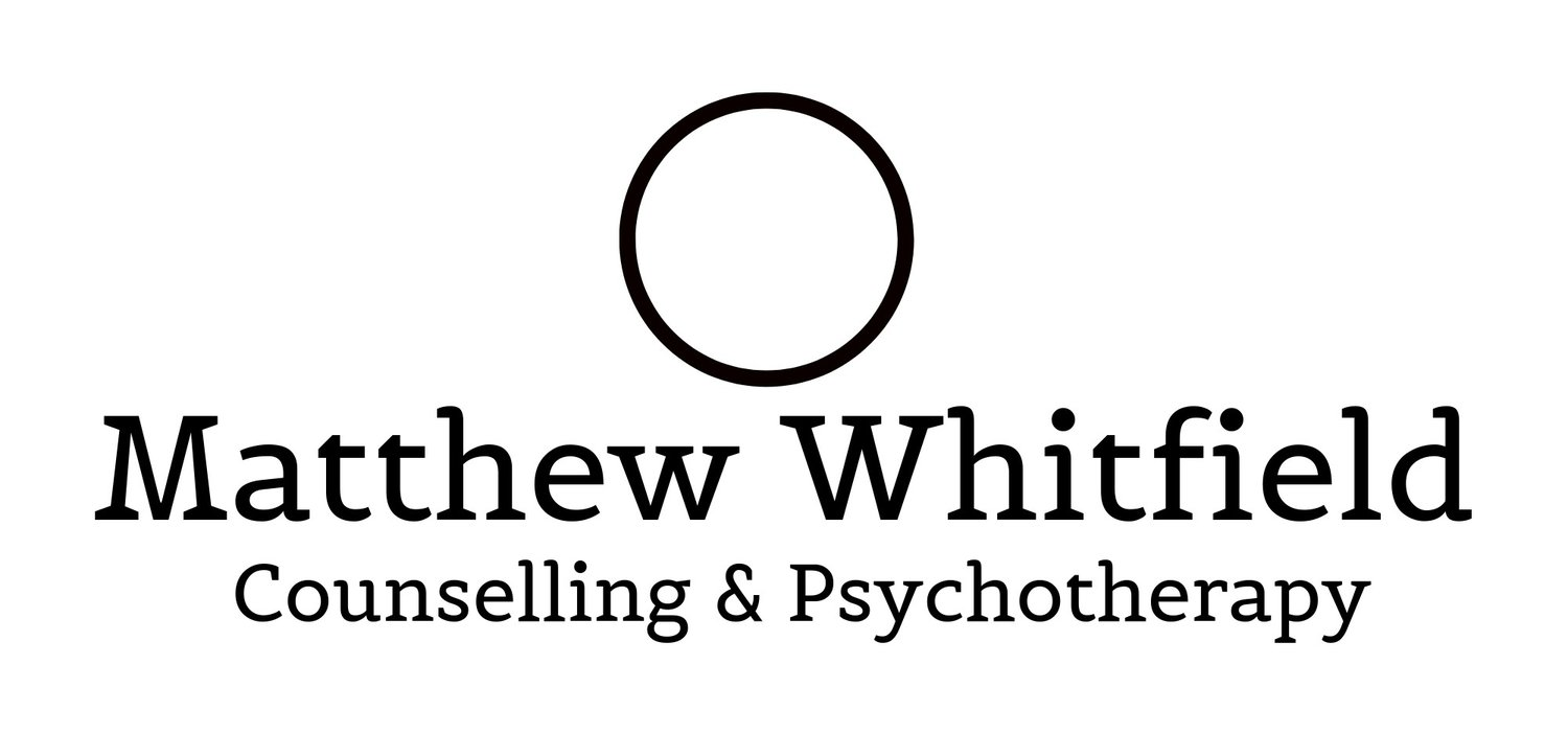 Matthew Whitfield Counselling & Psychotherapy
