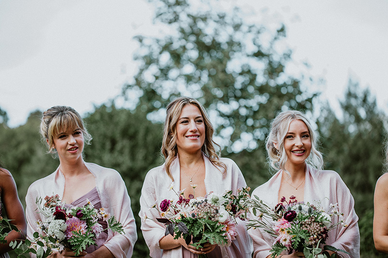 Bridesmaid's Flowers
