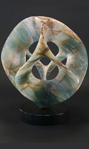 LIMN - 'Description in Painting or Words', Argentine Onyx