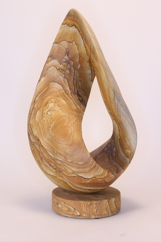 SYRINX - 'Mythological Nymph of Arcadia', Arizona Sandstone