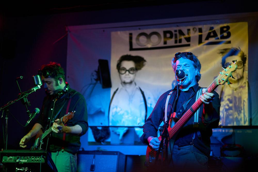 Loopin'Lab @ Schwarzer Hahn