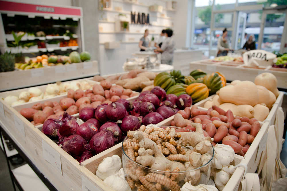 Fresh produce; photo credit: Nada and Maxine Bulloch