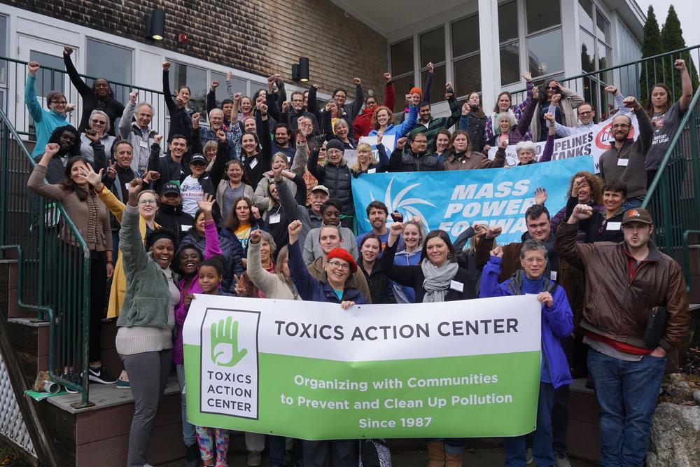 (Photo credit: Toxics Action Center)