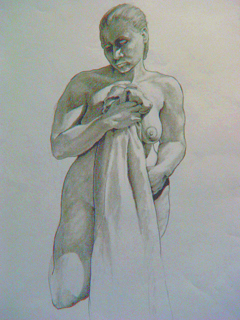 Study of female figure 2004.JPG