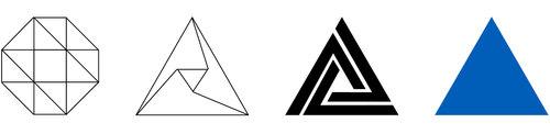 The progression of the Coffman triangle