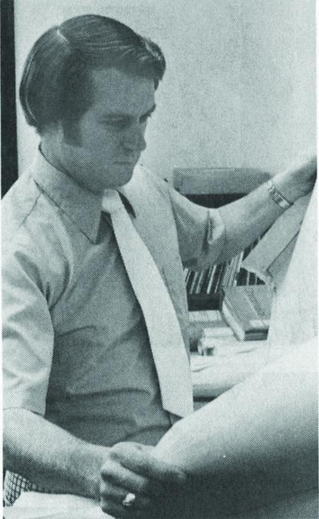 1984:  Roger at VFT.