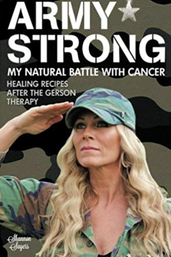 Army Strong by Shannon Sayers