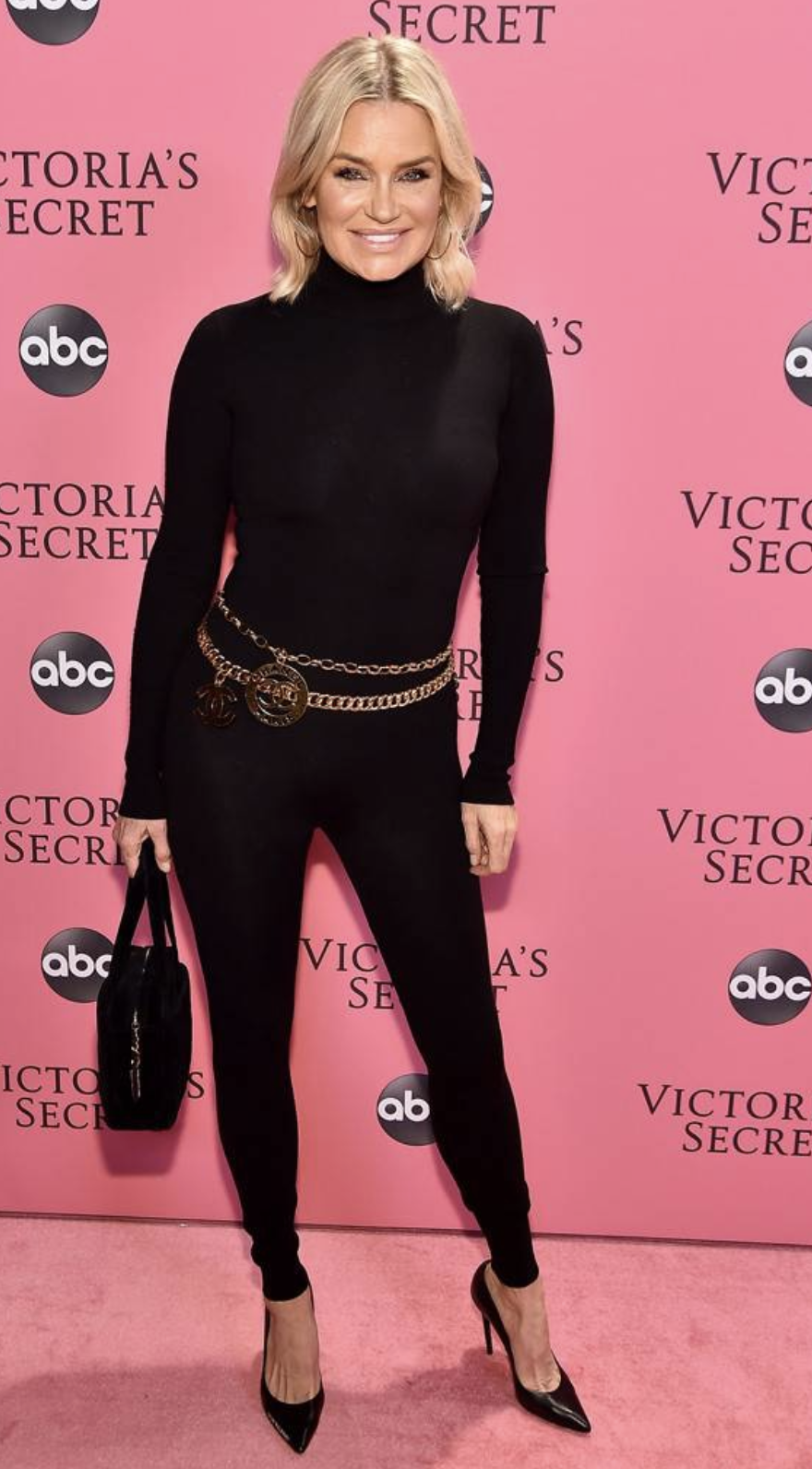 Yolanda Hadid - Free of Breast Implants and Living a Great Life at Age 55