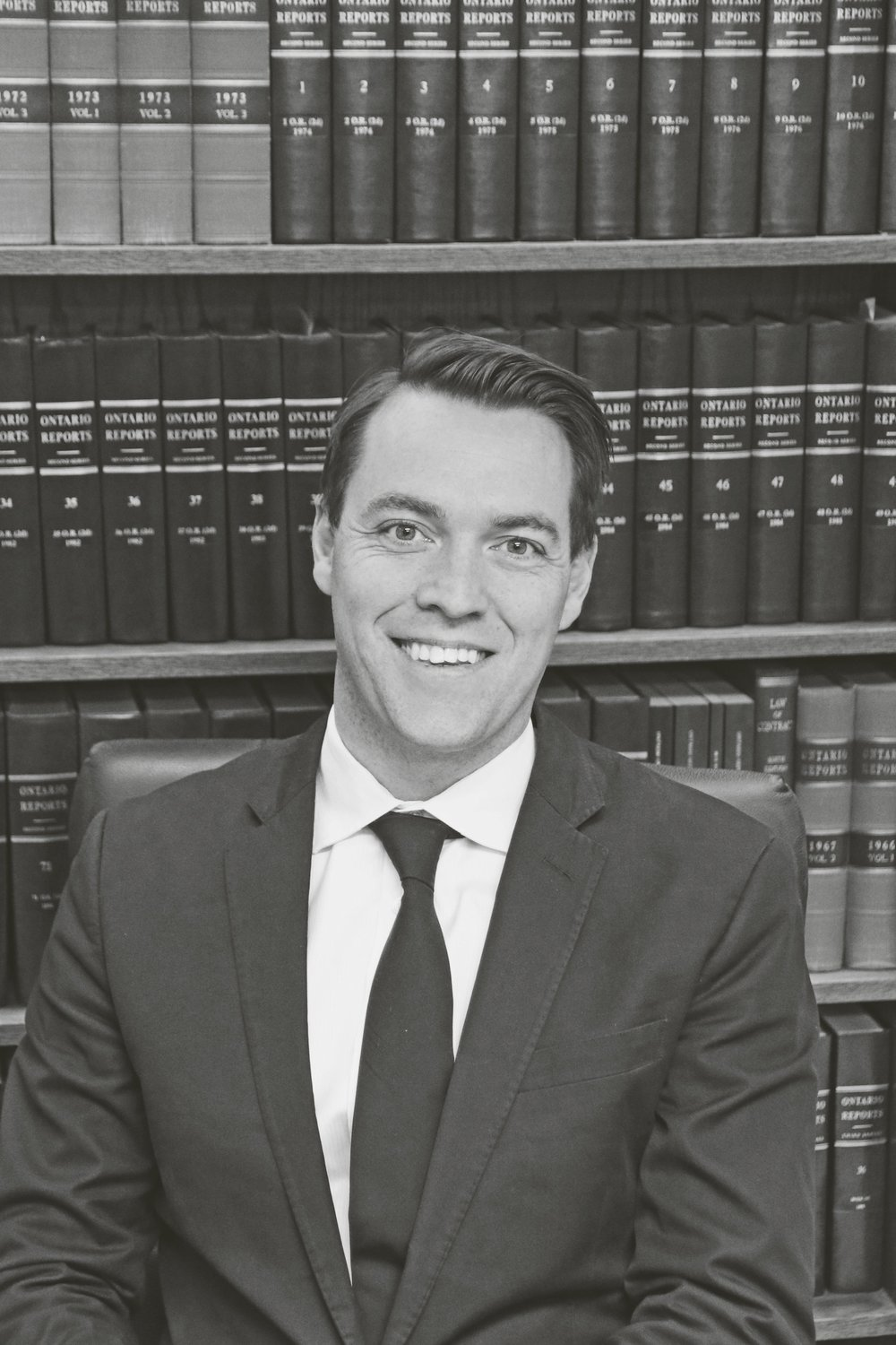 PartnerRaymond Gemmill - Raymond attended Bond University located on the Gold Coast of Australia, where he graduated with Honours from the Juris Doctor (JD) program. Prior to Law School, Raymond was awarded a Bachelor of Science in Criminal Justice Administration from Columbia Southern University. Called to the Bar in 2010, Raymond transitioned from articling student at our firm to seasoned practitioner. Raymond's core areas of practice include Criminal, Real Estate and Wills & Estate work. While adept at finding practical, cost effective solutions to a given issue - Raymond also has considerable trial experience when your situation calls for representation in court. Raymond can be found enjoying time his wife Jen and their three sons when he is not in the office.