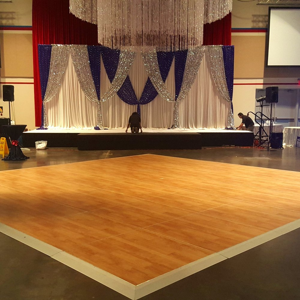Southern Hospitality | Dance Floor and Staging Products
