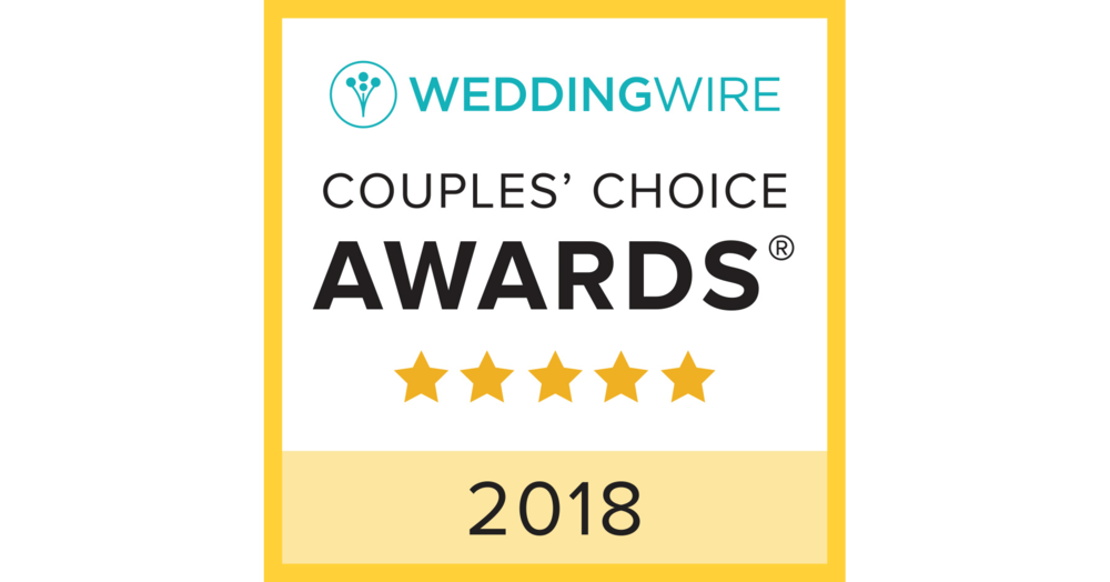 Southern Hospitality | 2018 Weddingwire Award