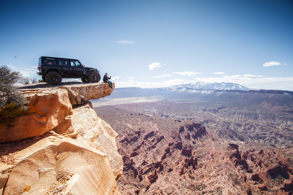 MOAB EJS - TOP OF THE WORLD