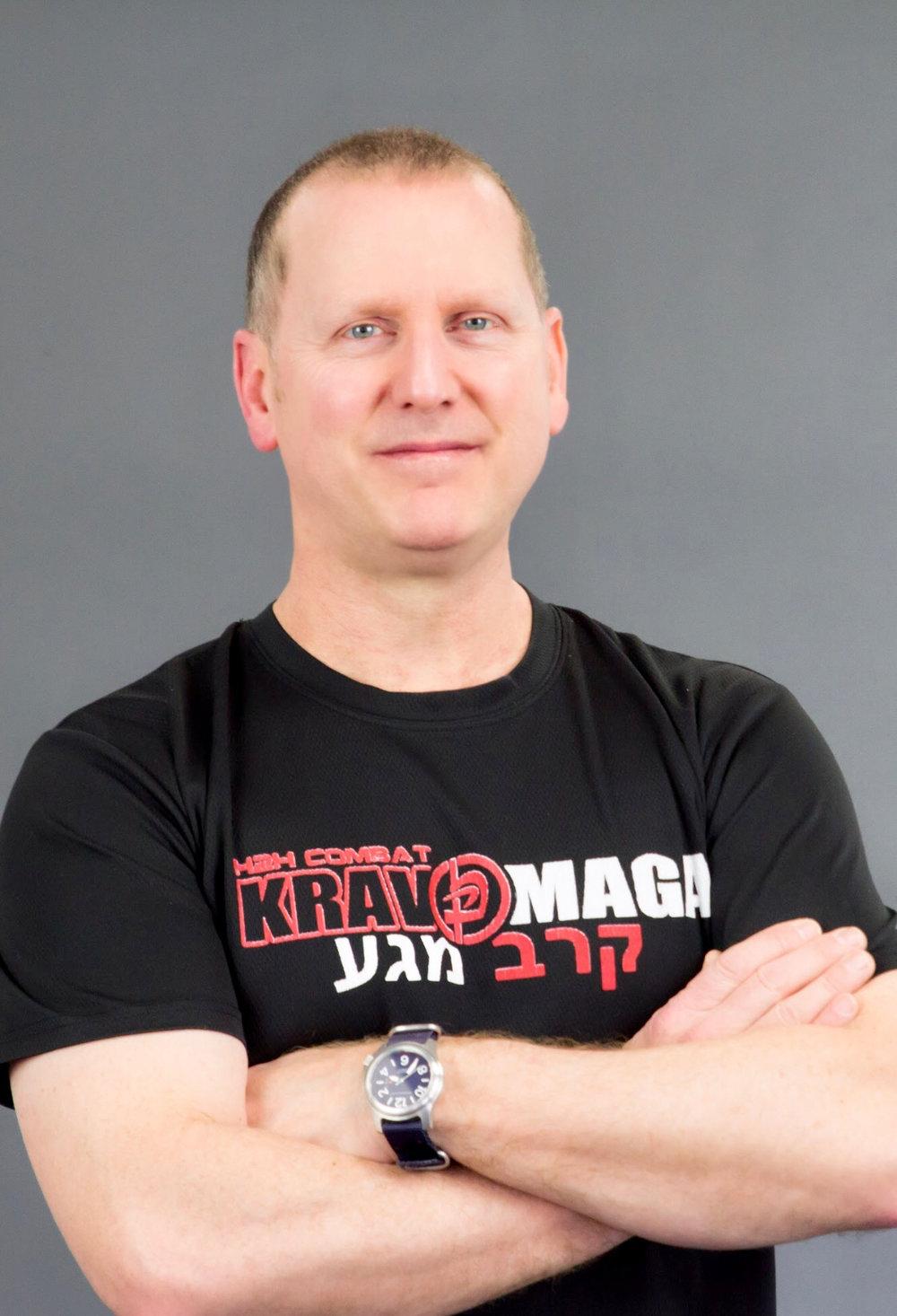 Dave Jones - Krav Fit - Arkansas Krav Maga.jpg