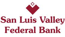 San luis valley federal bank -