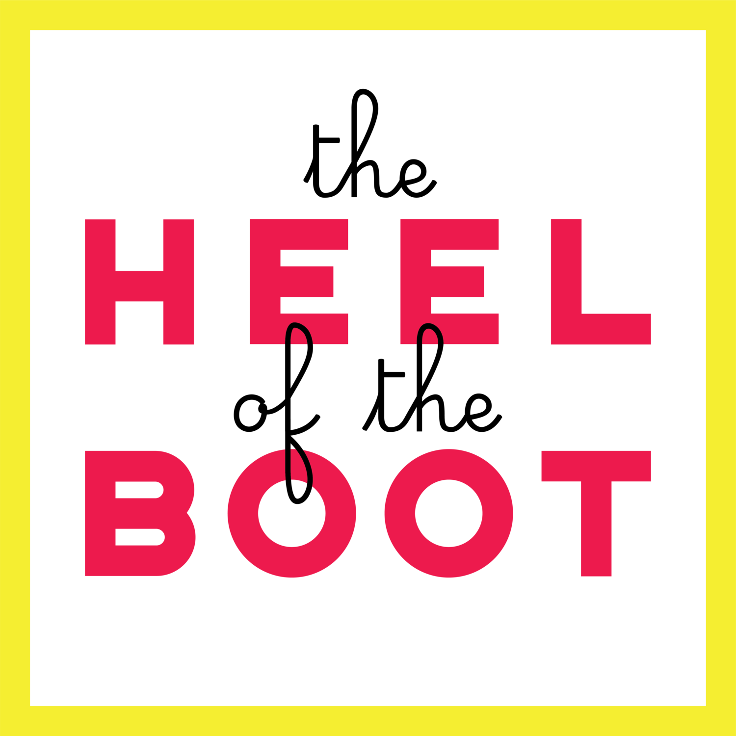 Contact — The Heel of The Boot - Southern Italian Food The Heel of
