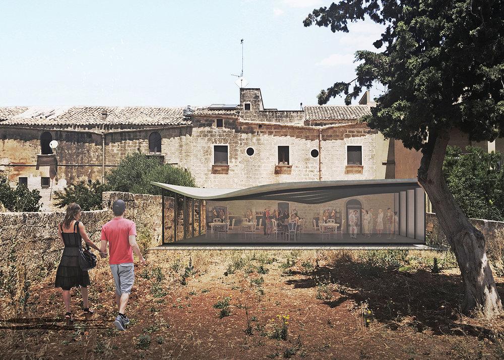 BAGLIO CATALANO EXTENSION